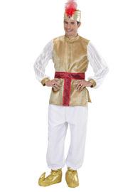 déguisement de sultan oriental, déguisement bollywood, déguisement oriental homme, déguisement oriental adulte Déguisement Sultan Oriental