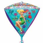 ballon diamant disney fée clochette Ballon Aluminium Diamant, Disney, Fée Clochette