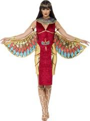 déguisement déesse isis égyptienne, costume d'égyptienne femme, costume antiquité femme, déguisement égyptienne adulte, déguisement égypte femme, costume egypte femme Déguisement Déesse Egyptienne Isis