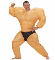 déguisement gonflable, déguisement athlète gonflable, déguisement monsieur muscle, costume gonflable Déguisement Gonflable, Athlète