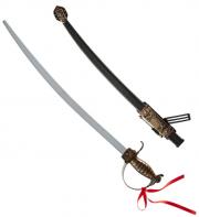 fausse arme en plastique, fausse épée, épée de déguisement, armes de déguisement, fausse épée, épée factice, épée de pirate, épée ancienne avec fourreau Epée Ancienne avec Fourreau