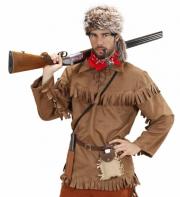 déguisement de trappeur, déguisement de davy crockett, déguisement trappeur adulte, déguisement trappeur canadien, costume trappeur canadien, costume davy crockett Déguisement Davy Crockett, Trappeur