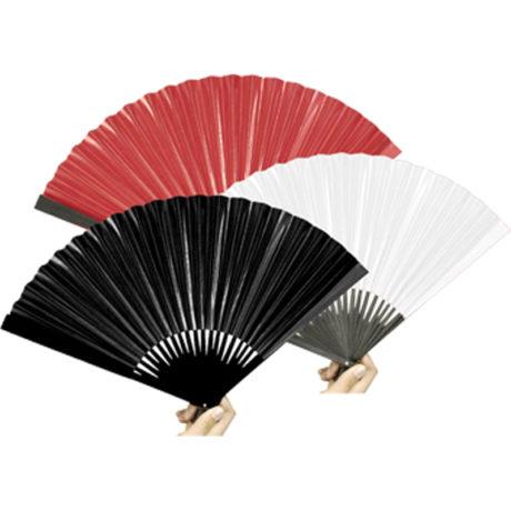 éventail japonais, accessoire déguisement asie, accessoire japonais déguisement, éventail uni, éventail déguisement Eventail Japonais en Papier