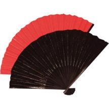 éventail espagnol, accessoire espagnol déguisement, éventail déguisement, accessoire déguisement, Eventail Japonais en Tissu