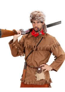 déguisement de trappeur, déguisement de davy crockett, déguisement trappeur adulte, déguisement trappeur canadien, costume trappeur canadien, costume davy crockett, Déguisement Davy Crockett, Trappeur