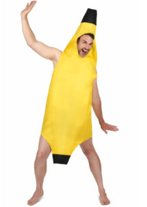 costume banane adulte, déguisement banane homme, déguisement humour homme, costume humoristique, déguisement de banane adulte, déguisement fruit adulte, déguisement fruit homme, déguisement enterrement de vie de garçon, Déguisement Banane