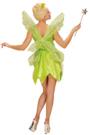 déguisement de fée clochette femme, costume de fée adulte, costume fée clochette femme, costume disney femme, déguisement fée clochette adulte Déguisement Fée Verte Fantasy