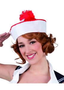 bob de marin, béret de marin, chapeau de marin, bob de la marine, chapeaux marins paris, Bob Marin, Rouge