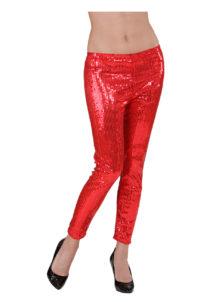 legging paillettes rouge, leggin à paillettes, pantalon disco, leggings disco, leggings rouge, legging rouge, déguisement disco, leggings rouge, legging déguisement, accessoire déguisement, accessoire disco, legging de déguisement, Legging Disco et Années 80, Paillettes Rouges