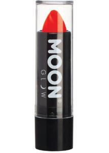 maquillage fluo, soirée fluo, rouge à lèvres fluo, accessoire soirée fluo déguisement, accessoire fluo déguisement, maquillage fluo, rouge à lèvres fluorescent, Rouge à Lèvres Rouge Intense, Fluo