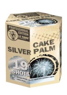 feu d'artifice cake palm, feux d'artifice automatiques, achat feux d'artifice paris, feux d'artifices compacts, feux d'artifices pyragric, Feux d'Artifices, Compacts, Cake Palm Silver