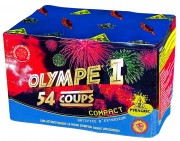 feux olympe, feux d'artifice automatiques, achat feux d'artifice paris, feux d'artifices compacts, feux d'artifices pyragric Feux d'Artifices, Compacts, Olympe 1