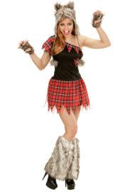 déguisement loup adulte, déguisement loup femme, déguisement loup halloween, déguisement halloween femme, costume loup femme, costume loup adulte, costume adulte halloween, déguisement de loup sexy femme, déguisement halloween femme Déguisement Loup Halloween Sexy