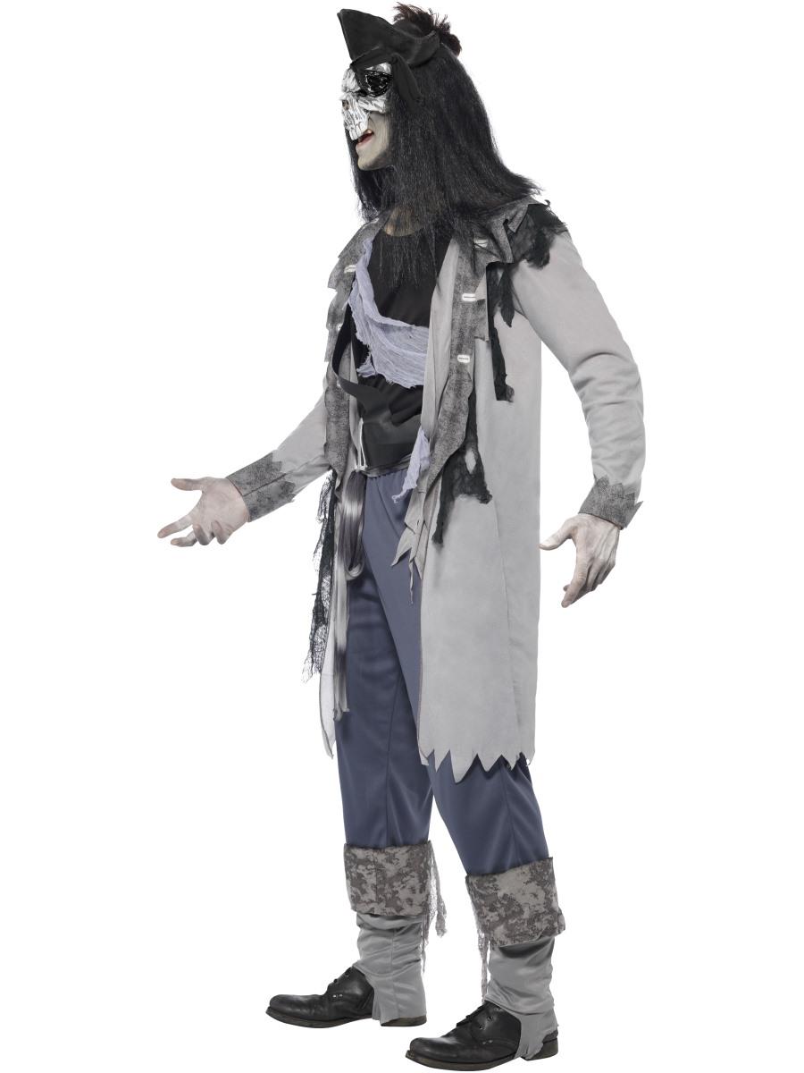 D guisement pirate fant me zombie aux feux de la f te - Pirate fantome ...