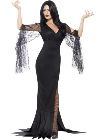 déguisement halloween femme, costume halloween femme, déguisement sexy halloween, déguisement de la mort halloween femme, costume mort halloween femme, déguisement âme immortelle, déguisement mortisia femme Déguisement Ame Immortelle
