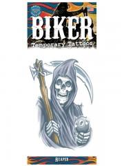 tatouage temporaire, faux tatouage, tatouage mort Tatouage Temporaire, Reaper