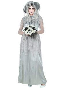déguisement mariée de la mort, costume mariée halloween, Déguisement de Mariée Fantôme