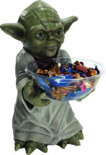 déco maître yoda, déco star wars, Déco Vide Poche, Yoda™ Star Wars™