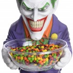 déco the joker, figurine joker, , pot à bonbons joker batman, décoration joker batman, accessoire décoration halloween Déco Vide Poche, Pot à Bonbons, The Joker™