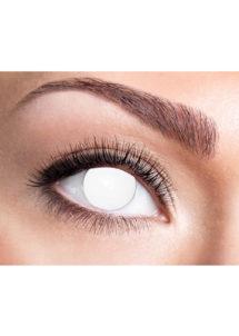lentilles halloween, lentilles fantaisie, lentilles déguisement, lentilles déguisement halloween, lentilles de couleur, lentilles fete, lentilles de contact déguisement, lentilles blanches, lentilles blanches aveugles, Lentilles Blanches, Blind