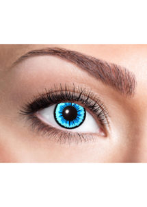 lentilles halloween, lentilles fantaisie, lentilles déguisement, lentilles déguisement halloween, lentilles de couleur, lentilles fete, lentilles de contact déguisement, lentilles bleues, lentilles bleues halloween, Lentilles Bleues, Bleu Angel