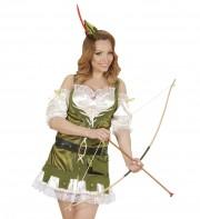 arc de déguisement, faux arc, arc avec flèches, arc de robin des bois, arc en plastique, arc déguisement Arc et Flèches avec Carquois, 100 cm