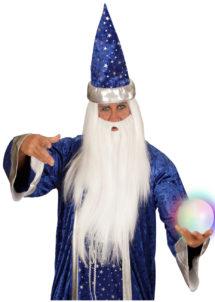 boule de cristal lumineuse, boule de cristal déguisement, déguisement de magicien, accessoire déguisement, fausse boule de cristal, accessoire déguisement gitane, Boule de Cristal Lumineuse