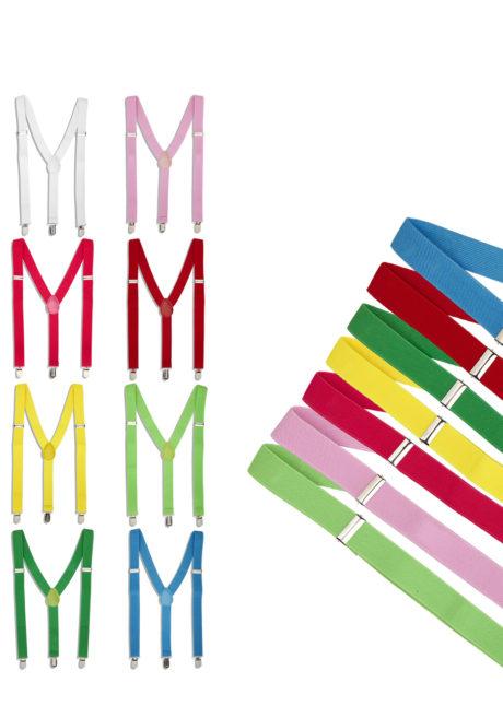 bretelles déguisement, bretelles homme, bretelles femmes, bretelles clowns, bretelles couleurs, Bretelles Multicolores