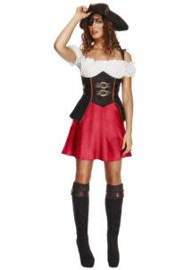 déguisement pirate femme, costume pirate femme, costume pirate déguisement femme, déguisement de pirate adulte, costume pirate adulte, déguisement de pirate pour femme, Déguisement de Pirate Fever