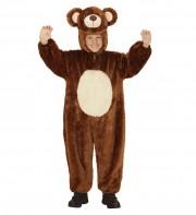 déguisement d'ours enfant, déguisements d'animaux enfant, déguisement animaux garçon, déguisement animaux fille Déguisement d'Ours Brun, Fille et Garçon