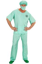 déguisement de chirurgien, déguisement chirurgien homme, costume chirurgien, déguisement urgentiste Déguisement Médecin, Chirurgien Urgentiste