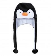 chapeaux de pingouin, chapeaux animaux paris, accessoires déguisement pingouin, chapeaux paris, bonnet de pingouin, coiffe de pingouin Chapeau de Pingouin