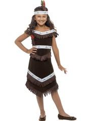 déguisement indienne enfant, déguisement indienne fille, déguisements filles, costumes enfants filles, déguisements enfants Déguisement d'Indienne, Fille
