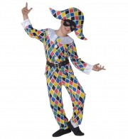 déguisement d'arlequin, déguisement arlequin enfant, déguisement arlequin garçon, costume arlequin garçon Déguisement d'Arlequin, Garçon