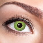 lentilles vertes, lentilles halloween, lentilles fantaisie, lentilles déguisement, lentilles déguisement halloween, lentilles de couleur, lentilles fete, lentilles de contact déguisement, lentilles Lentilles Vertes, Electro Green