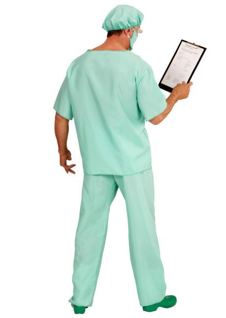 déguisement de chirurgien, déguisement chirurgien homme, costume chirurgien, déguisement urgentiste, Déguisement de Médecin, Chirurgien Urgentiste