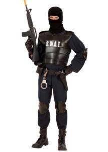 déguisement de policier swat, déguisement police swat adulte, costume policier américain, déguisement policier américain, Déguisement de Policier SWAT, Combinaison