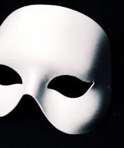masque vénitien, loup vénitien, loup vénitien adulte, masque vénitien déguisement, déguisement vénitien masque, loup vénitien déguisement femme, déguisement vénitien, masque pour soirée vénitienne, masque carnaval de venise paris, masque vénitien homme Loup Cocktail, Blanc