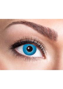 lentilles halloween, lentilles fantaisie, lentilles déguisement, lentilles déguisement halloween, lentilles de couleur, lentilles fete, lentilles de contact déguisement, lentilles bleues halloween, lentilles bleues, lentilles electro blue, lentilles fantaisie, Lentilles Bleues, Electro Blue