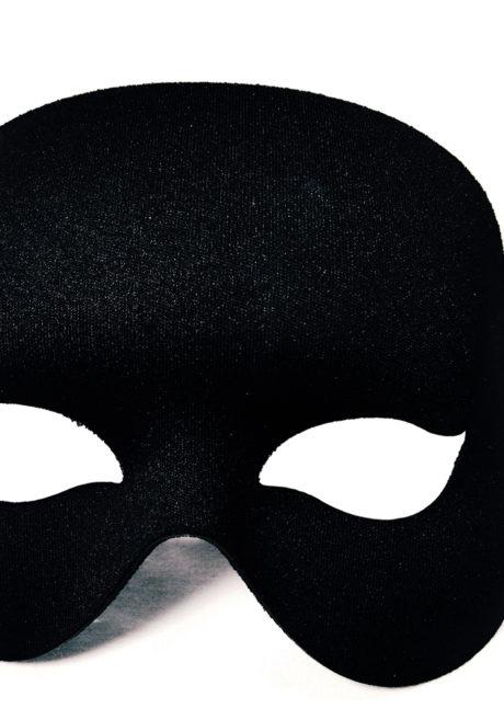 masque vénitien, loup vénitien, masque noir, masque noir visage, Loup Cocktail, Noir
