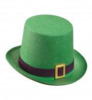 chapeaux, chapeaux haut de forme, chapeaux saint patrick, chapeaux paris, chapeau haut de forme Chapeau Haut de Forme, Vert