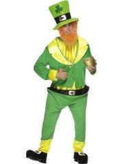 déguisement saint patrick, déguisement leprechaun Déguisement Saint Patrick, Leprechaun