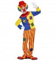 déguisement de clown enfant, costume clown enfant, déguisement garçon clown, déguisement clown garçon, déguisement clown enfant Déguisement de Clown, Effet Rapiécé, Garçon