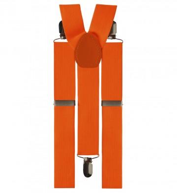 bretelles déguisement, bretelles homme, bretelles femmes, bretelles clowns, bretelles oranges Bretelles Oranges, Elastiques, Réglables