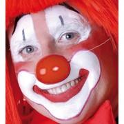 nez de clown, accessoire clown déguisement, accessoire déguisement de clown, faux nez de clown déguisement Nez de Clown, Elastique