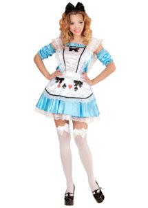 déguisement alice, déguisement alice au pays des merveilles, costume alice, déguisement dessin animé, costume d'Alice, déguisement alice femme, Déguisement Alice Wonderland Sexy