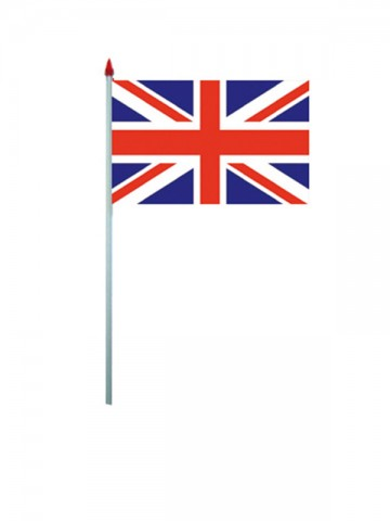 drapeau union jack, drapeaux de table, drapeau anglais Drapeau de Table x 10, Angleterre UK