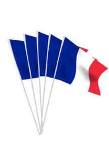 drapeau france, coupe du monde, drapeau coupe du monde, drapeaux france à agiter, drapeau de table france, Drapeau de la France x 10, Drapeaux de Table