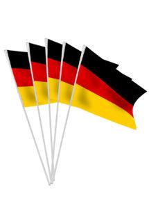 drapeau allemagne, drapeaux coupe du monde de football, drapeau à agiter Allemagne, décoration Allemagne, drapeau de l'Allemagne, drapeau de supporters, supporters allemands, Drapeau de l'Allemagne x 10, Drapeaux de Table