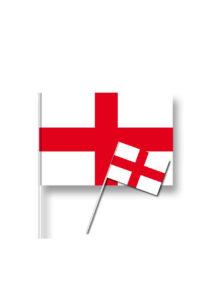 drapeau angleterre, drapeaux coupe du monde de football, drapeaux de table, drapeaux des pays, drapeaux pays, boutique supporter, accessoires coupe du monde, décorations coupe du monde, Drapeau de l'Angleterre x 10, Drapeaux de Table